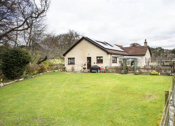 Thumbnail 4 bedroom detached house for sale in Inverglen, Kirkmichael, Blairgowrie