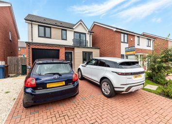 Thumbnail 3 bed detached house for sale in Bridget Gardens, Newcastle Upon Tyne