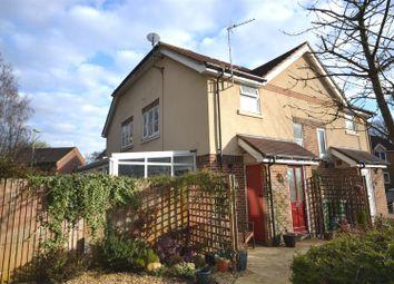 Thumbnail 1 bed terraced house for sale in Aghemund Close, Chineham, Basingstoke