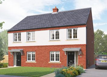 "Thumbnail 3 bed detached house for sale in ""The Kilmington Detached"" at Greenhill Road, Coalville"