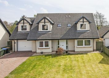 Thumbnail 4 bed detached house for sale in Anderson Place, Alyth, Blairgowrie