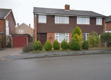 Thumbnail 3 bed semi-detached house to rent in Marriotts Lane, Haddenham, Aylesbury