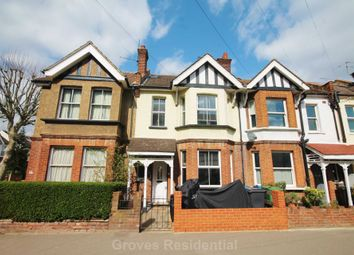 Thumbnail 3 bed terraced house to rent in Blagdon Road, New Malden