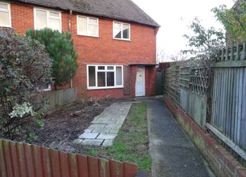 Thumbnail 2 bed end terrace house to rent in Henfield Road, Eastbourne