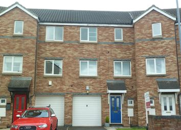 Thumbnail 4 bed town house to rent in Bridges View, Gateshead