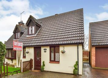 Thumbnail 3 bed detached house for sale in Caesars Close, Bancroft, Milton Keynes, Buckinghamshire