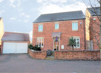 Thumbnail 4 bed detached house for sale in Towler Drive, Rodley, Leeds