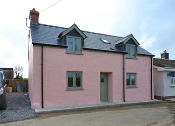 Thumbnail 3 bed cottage for sale in Fachelich, St. Davids, Haverfordwest