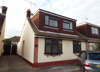 Thumbnail 3 bed bungalow for sale in Thundersley, Benfleet, Essex
