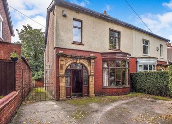Thumbnail 4 bed semi-detached house for sale in Powis Road, Ashton-On-Ribble, Preston, Lancashire