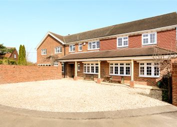 Thumbnail 5 bedroom detached house for sale in Pankridge Street, Crondall, Farnham, Hampshire