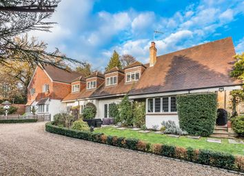 Thumbnail 5 bed detached house for sale in The Old Brickworks, Windlesham