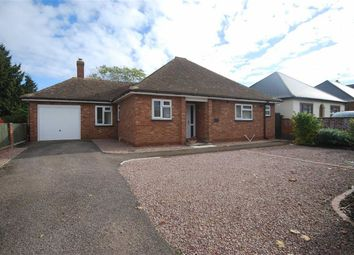 Thumbnail 3 bed detached bungalow for sale in Victoria Road, Ledbury, Herefordshire