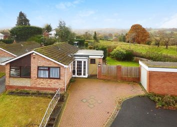 Thumbnail 4 bed bungalow for sale in Bramley Way, Bewdley, Worcestershire