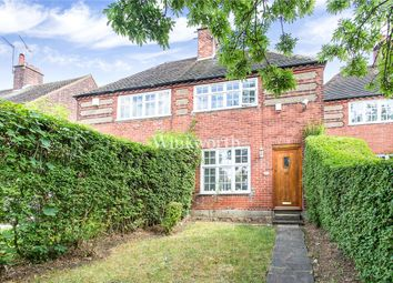 Thumbnail 2 bed terraced house to rent in Falloden Way, London