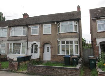 Thumbnail 3 bedroom property to rent in Dartmouth Road, Coventry