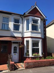 Thumbnail 3 bed end terrace house for sale in Belle Vue Crescent, Llandaff North, Cardiff