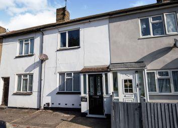 High Street, Rainham, Gillingham ME8. 2 bed terraced house for sale