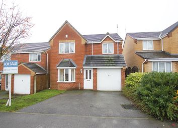 Thumbnail 3 bed detached house for sale in Ashton Road, Coney Green, Clay Cross, Chesterfield