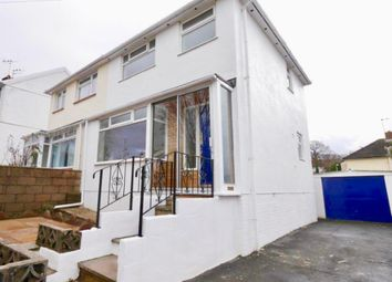 Thumbnail 3 bed semi-detached house to rent in Windsor Avenue, Newton Abbot
