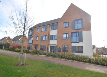 Thumbnail 1 bedroom flat for sale in Vespasian Road, Milton Keynes