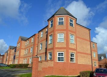 Thumbnail 2 bedroom flat for sale in Turners Gardens, Wootton, Northampton