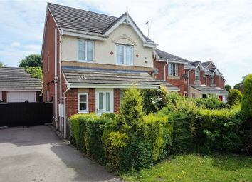 Thumbnail 3 bed detached house for sale in Norman Dagley Close, Earl Shilton