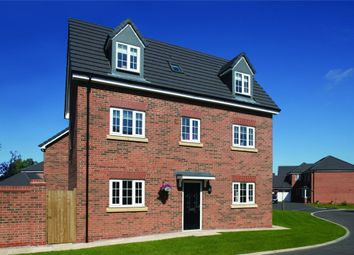 4 bed detached house for sale in The Wordsworth, The Hedgerows, Off Yew Tree Drive/Whinney Lane, Blackburn, Lancashire BB2