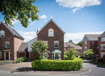 Thumbnail 5 bed detached house for sale in Abnalls Lane, Lichfield