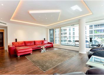 Thumbnail 2 bed flat for sale in Lensbury Avenue, Imperial Wharf, Chelsea, London