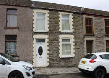 Thumbnail 3 bed terraced house to rent in Halifax Terrace, Tynewydd