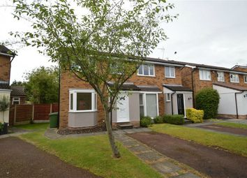 Thumbnail 3 bed semi-detached house for sale in Broomfield Close, Wilmslow, Cheshire