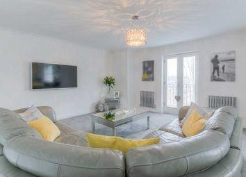 Thumbnail 3 bedroom flat for sale in Vernier Crescent, Medbourne, Milton Keynes