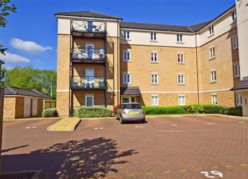 Thumbnail 2 bed flat for sale in Blenheim Square, Epping, Essex