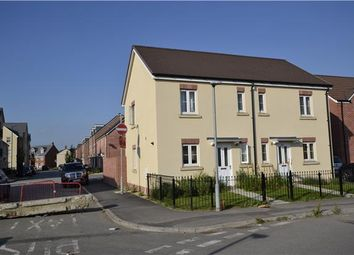 Thumbnail 2 bed semi-detached house to rent in Kingsway, Gloucester