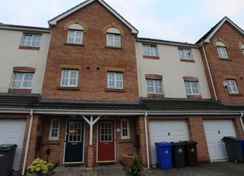 Thumbnail 3 bedroom mews house for sale in Fletcher Road, Stoke On Trent