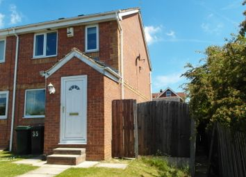 Thumbnail 3 bed semi-detached house to rent in Bishopsgarth Avenue, Doncaster