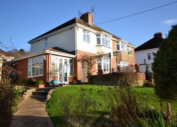 Thumbnail 3 bed semi-detached house for sale in Crock Lane, Bothenhampton, Bridport