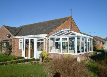 Thumbnail 2 bedroom semi-detached bungalow for sale in Wiltshire Close, Gillingham