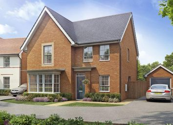 "Thumbnail 4 bedroom detached house for sale in ""Cambridge"" at Tenth Avenue, Morpeth"