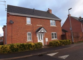 Thumbnail 3 bedroom detached house to rent in Russett Close, Barwell