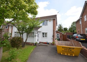 Thumbnail 4 bed detached house to rent in Lakeside Drive, Cyncoed, Cardiff