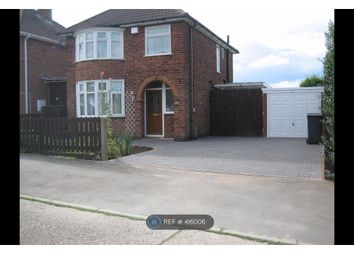 Thumbnail 3 bed detached house to rent in Lynmouth Road, Leicester