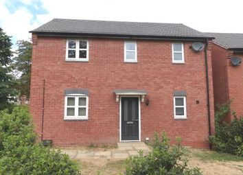 Thumbnail 1 bed maisonette for sale in Ashby Grove, Loughborough, Leicestershire
