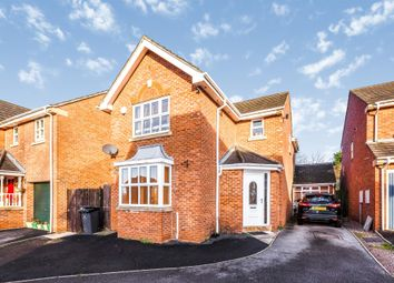 Thumbnail 5 bedroom detached house for sale in Malincroft, Mapplewell, Barnsley