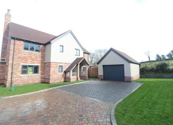 Thumbnail 4 bed detached house for sale in Coalport House, Ashworth Court, Much Wenlock