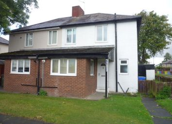 Thumbnail 3 bed semi-detached house to rent in The Crescent, Seghill, Cramlington