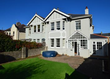 Thumbnail 6 bed semi-detached house for sale in St. Annes Road, Torquay