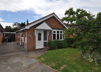 Thumbnail 2 bed detached bungalow for sale in Illshaw Close, Redditch