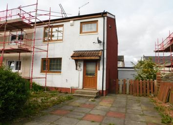 Thumbnail 2 bed semi-detached house for sale in Greenfield Drive, Wishaw